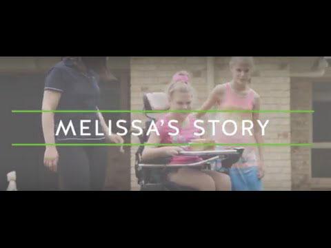 Melissa`s Story