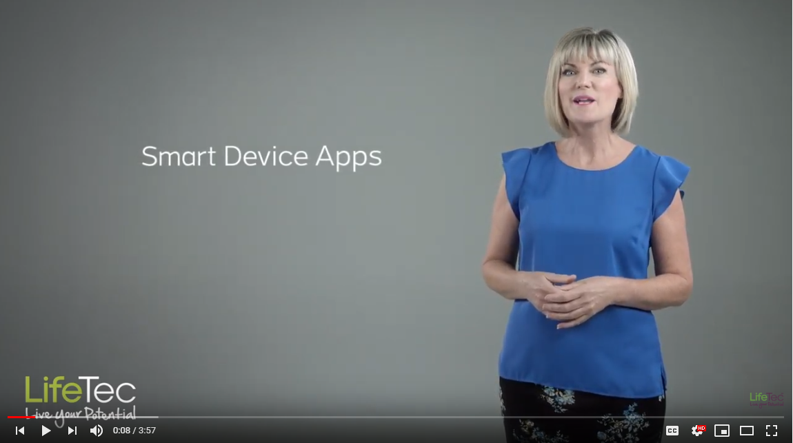 Smart device apps