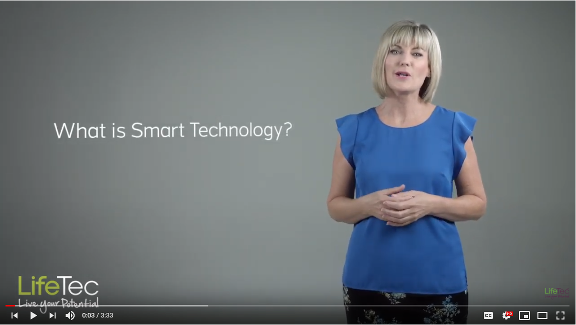 What are Smart Technologies?