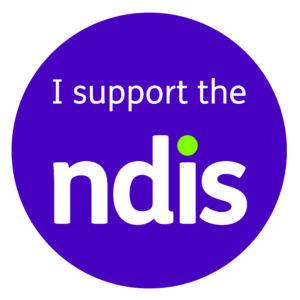 LOGO I Support NDIS