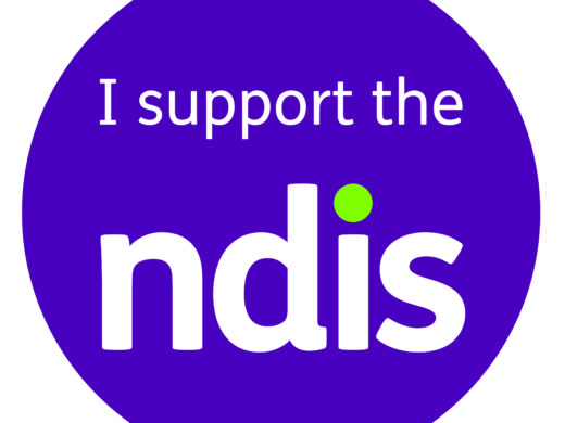 LOGO I Support NDIS
