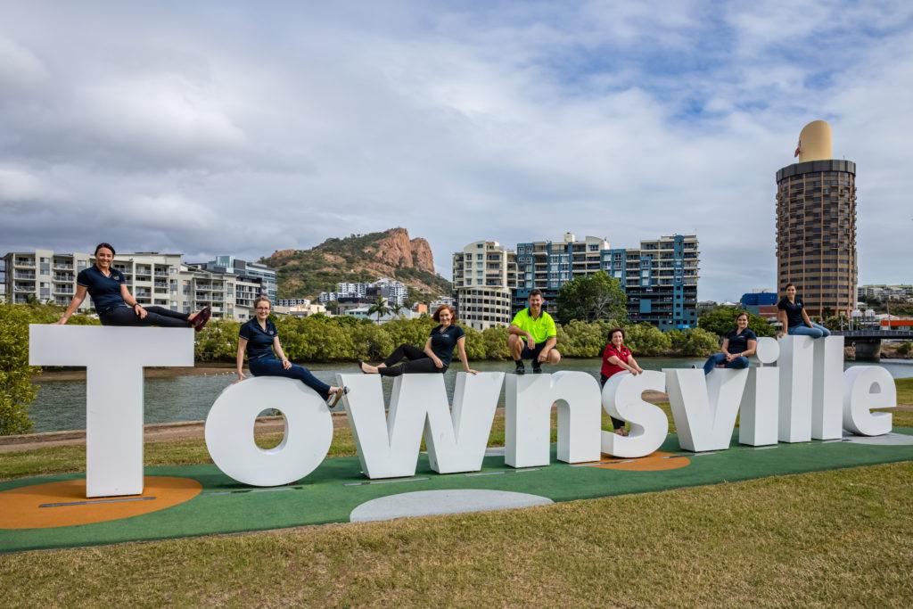 Tonwsville team photo