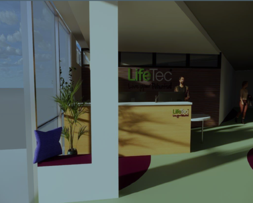 LifeTec Newmarket Office Renovation Image