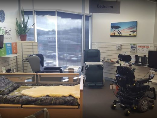 changes to LifeTec's Brisbane office in Newmarket