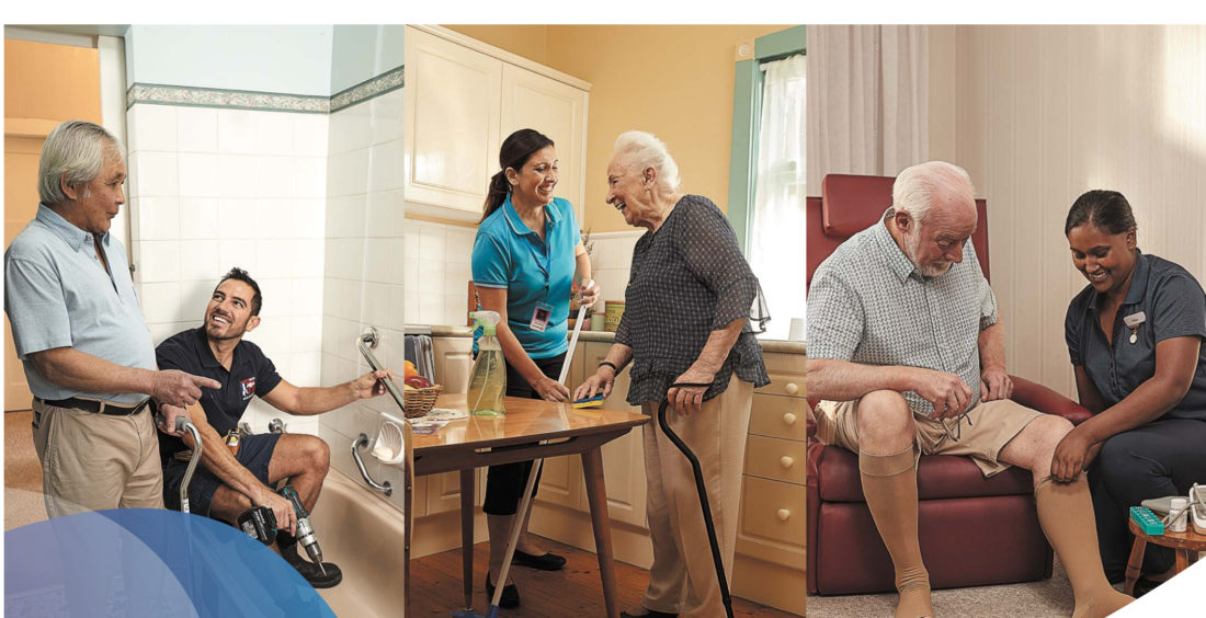 My Aged Care poster