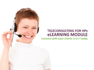 teleconsulting for HPs eLearning module