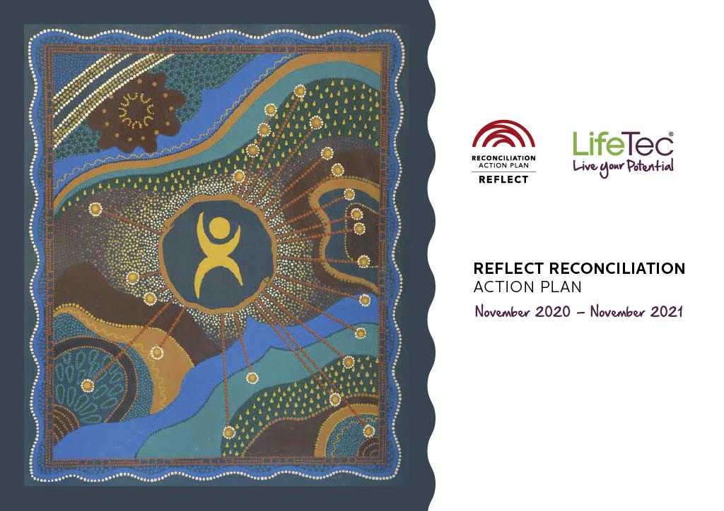 LifeTec Reconciliation Action Plan front cover