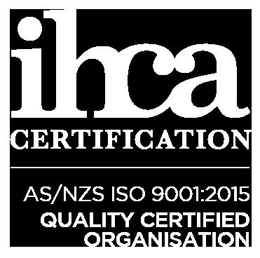 IHCAC logo