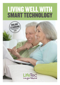 Living well with smart technology for people with dimentia poster