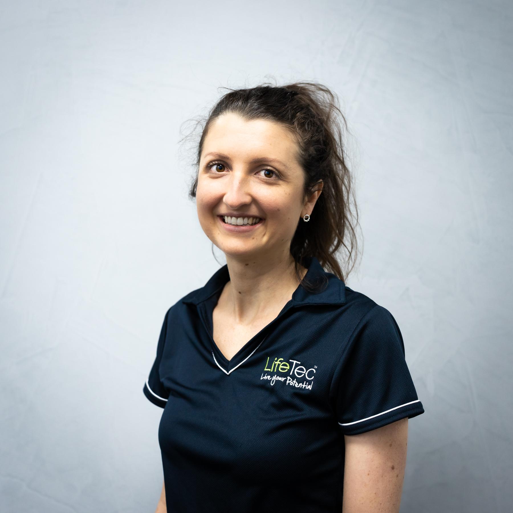 Claire- speech pathologist