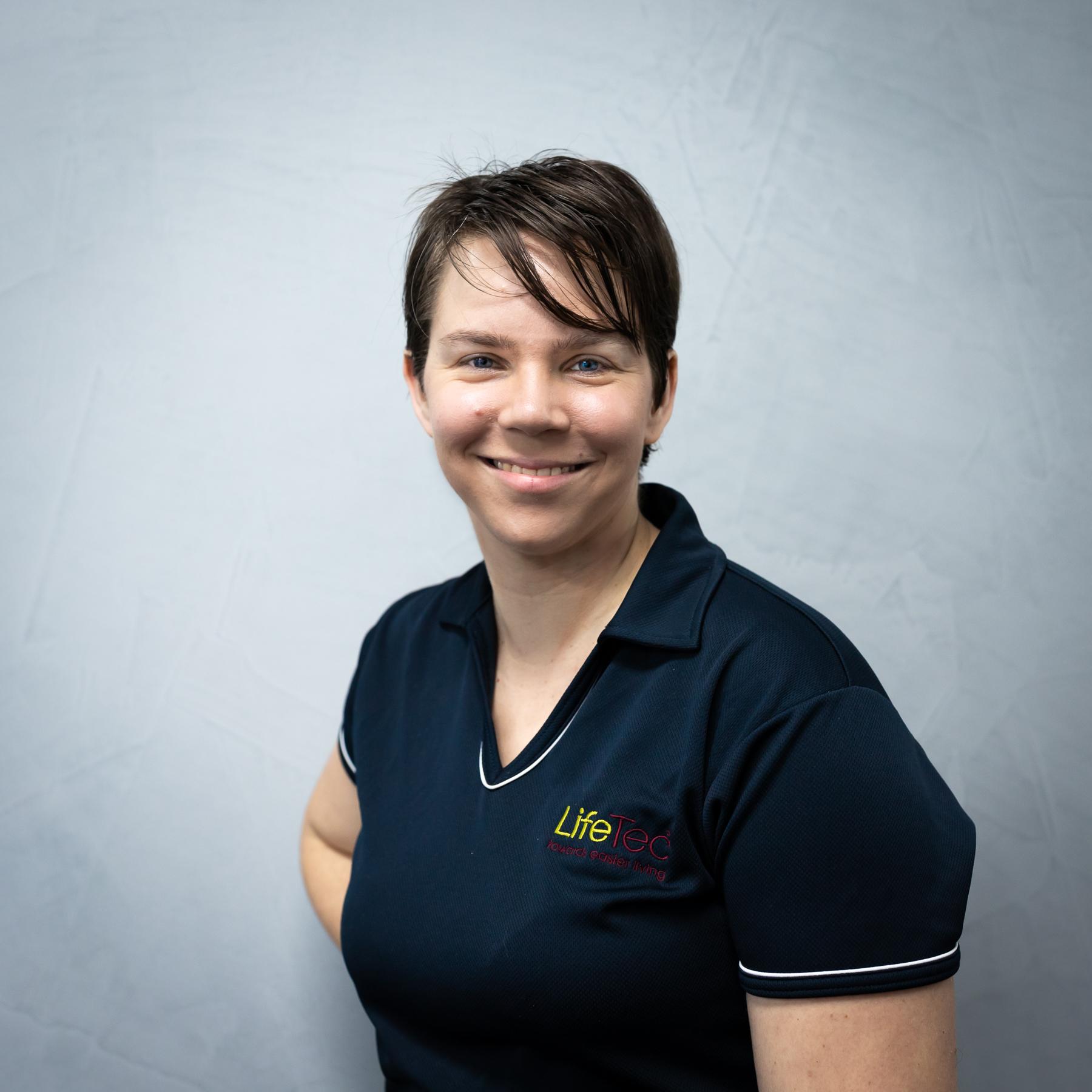 Jennifer- occupational therapist