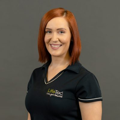 Katie-Anne - occupational therapist