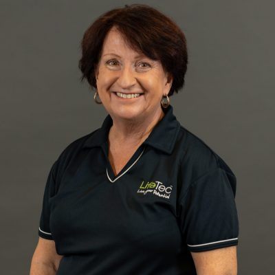 Barb- assistive technology officer