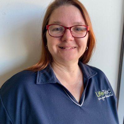 Katherine- assistive technology officer