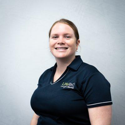 Jasmin- occupational therapist